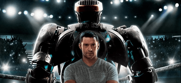 """You can't run from me!"" Watch the first clip for Real Steel"
