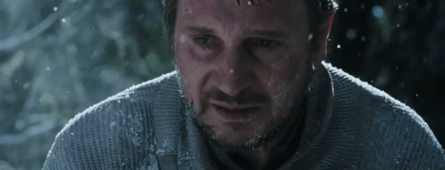 "Liam Neeson is ""Dancing With Wolves"" Ala Taken Style in Teaser Trailer For The Grey"