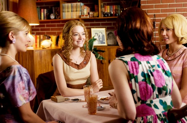 Fun Facts About THE HELP Starring Emma Stone