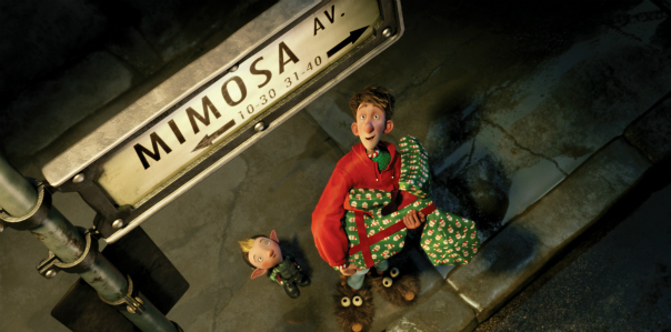New TV Spots For Arthur Christmas 'Rules'