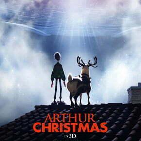 New trailer for Aardman Animation's Arthur Christmas