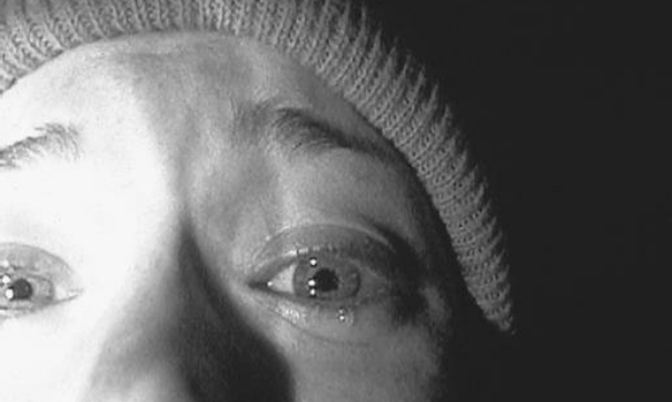 """""""Don't Look Its Behind You!!!"""" Its Orange Film Thursday , The Blair Witch Project!"""