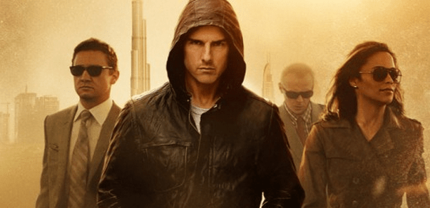 New Featurette & Poster For Mission: Impossible Ghost Protocol, New Trailer To Arrive Tomorrow