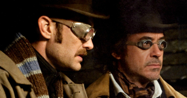 Review: Sherlock Holmes: A Game of Shadows