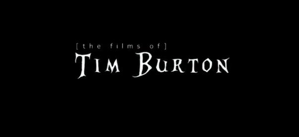 VOTD: [Films of] Tim Burton