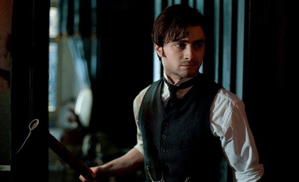 THE WOMAN IN BLACK Gives Hammer Films Best UK Opening Weekend