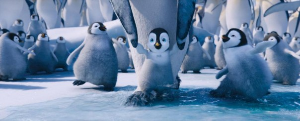 Watch 2 Behind The Scenes Featurette's For HAPPY FEET 2