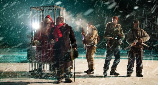 Ho Ho Ho!  Santa Claus Aint  A Friendly Chap!  2 New Clips For RARE EXPORTS: A CHRISTMAS TALE