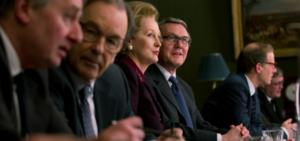 THE IRON LADY Gets Her Second American Trailer And New Featurette