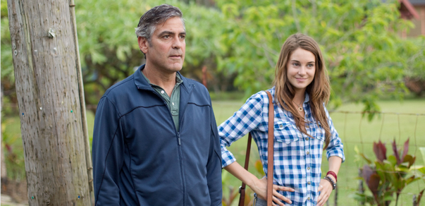 New International (UK) Trailer For THE DESCENDANTS Starring George Clooney