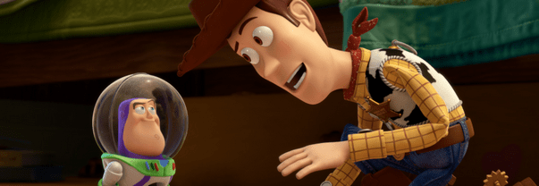 First Clip From Toy Story Short 'Small Fry' Buzz Gets 'Therapy'