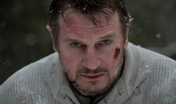 Full 2nd Trailer For survival thriller THE GREY Starring Liam Neeson