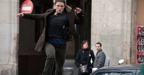 'First Date' Trailer for Steven Soderbergh's HAYWIRE