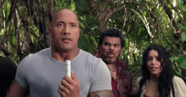 Watch The Dwayne 'The Rock' Johnson In Journey 2 The Mysterious Island  Trailer 1