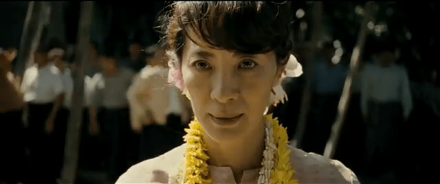 A (Second) New French Trailer For Luc Besson's THE LADY
