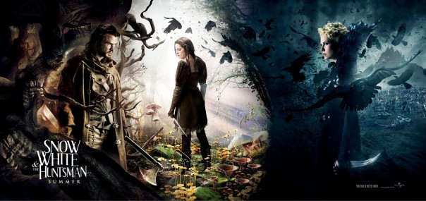 Mirror Mirror On The Wall, It's The First Trailer Of Snow White And The Huntsman For Us All!