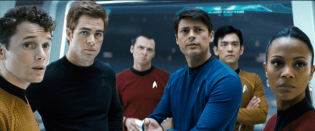 The Hobbit To Preview Star Trek Into Darkness 9 Minute Preview(UPDATED)