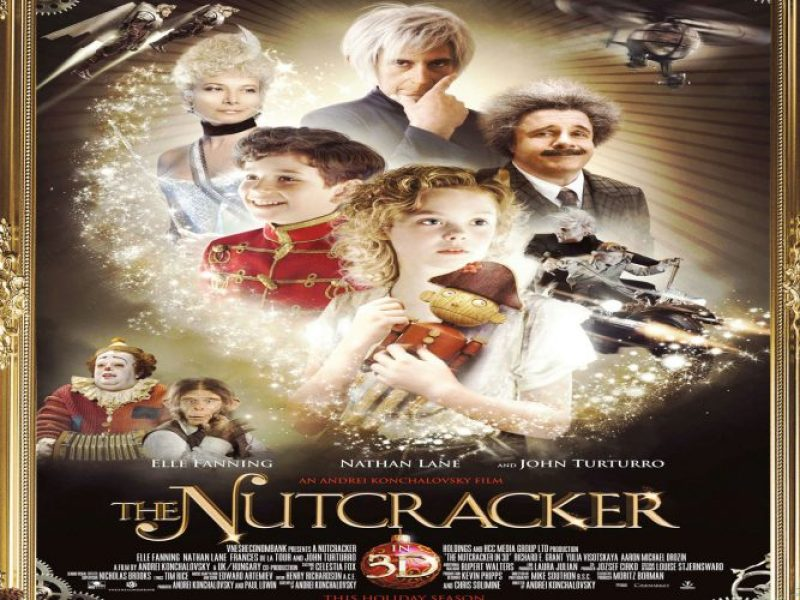 DVD Review: The Nutcracker 3D