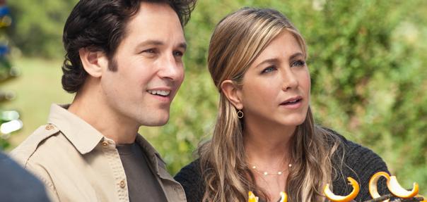 First Trailer For Wunderlust Starring Paul Rudd & Jennifer Aniston