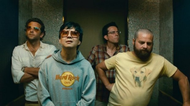 The 'Wolf Pack' Tease With Logo For The Hangover Part 3