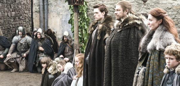 Feature: GAME OF THRONES 'Boys'