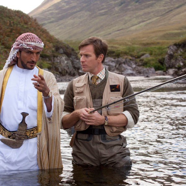 First Trailer For Salmon Fishing In Yemen Starring Emily Blunt,Ewan McGregor