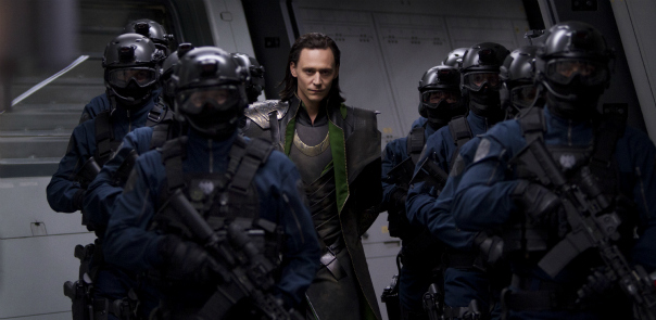 New International THE AVENGERS TRAILER Reveals More New Footage