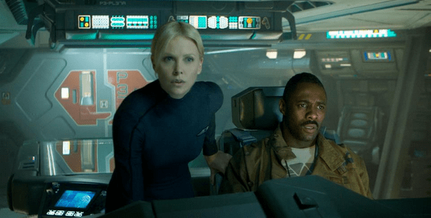 Ridley Scott's PROMETHEUS Trailer Arrives!