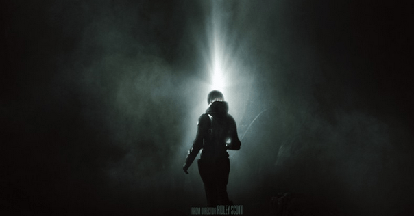 An Awesome PROMETHEUS IMAX Trailer Has landed!