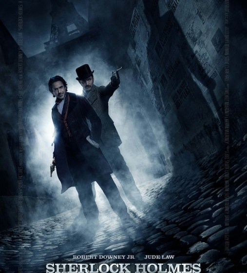 Watch The European Premiere Of SHERLOCK HOLMES: A GAME OF SHADOWS Livestream