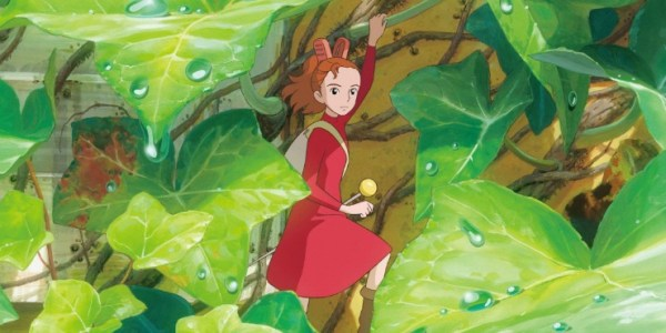 DVD Review:ARRIETTY