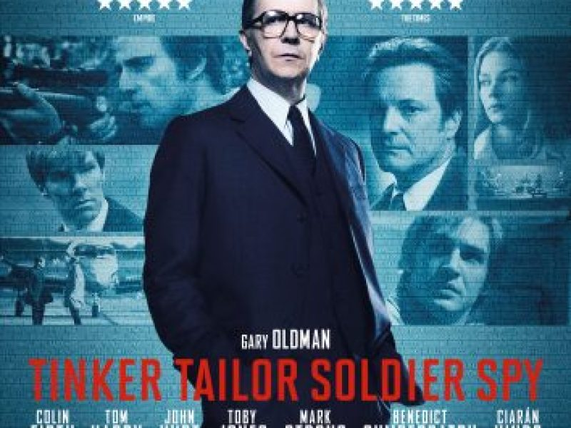 DVD Review: TINKER TAILOR SOLDIER SPY