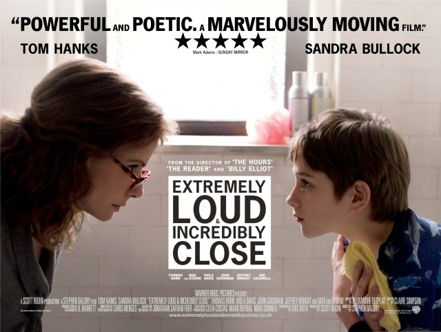 Extremely Loud & Incredibly Close  Video Interviews – Sandra Bullock & Thomas Horn