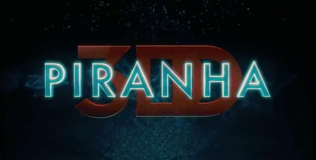 Boobs, Gore, Silliness and Of Course The Hoff , Yes Its The New PIRANHA 3DD Trailer!