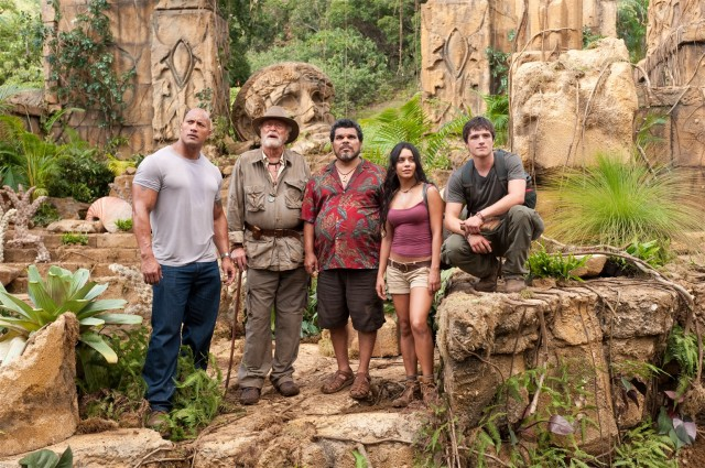 Time To Smell What The Rock Is Cooking In New Journey 2: The Mysterious Island Clip & Featurette
