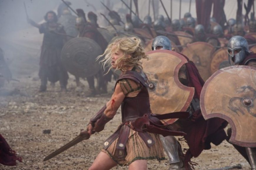 New WRAITH OF THE TITANS Images & TV Spots