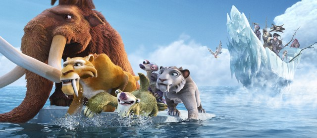 New Images For Ice Age: Continental Drift