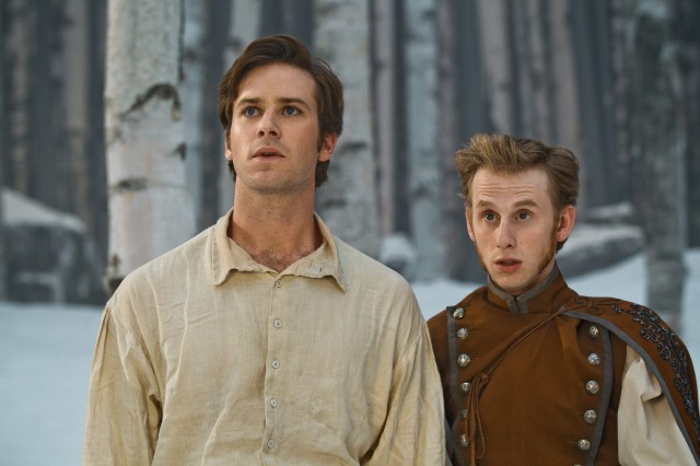 MIRROR MIRROR On The Wall Here's A Featurette About Prince Charming For Us All!