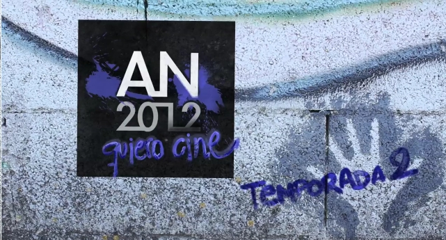 """Watch First Chapter Of """"AN 2012: I WANT CINEMA"""" Documentary Webseries"""