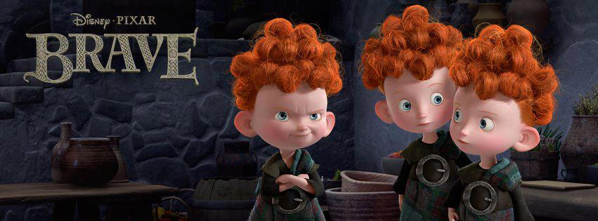 Watch New Second  BRAVE TV Spot