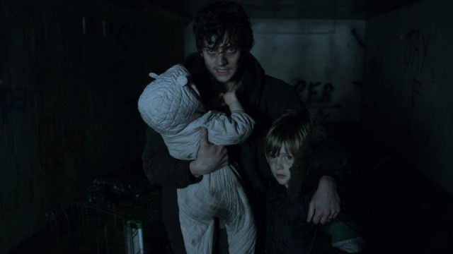 "SXSW 2012 :""Fear Those Damn Kids In Hoodies!"" – Watch  Trailer For Ciarán Foy's CITADEL"