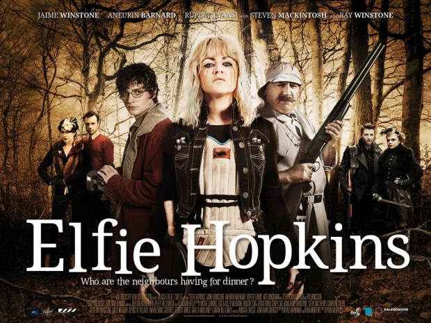 Win Elfie Hopkins On DVD