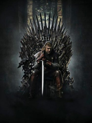 Calling all GAME OF THRONES fans 'Sieze The Iron Throne At London's HMV Oxford Street'