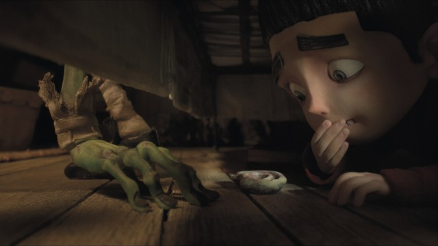 """I Speak To The Dead"" First TV Spot For PARANORMAN"