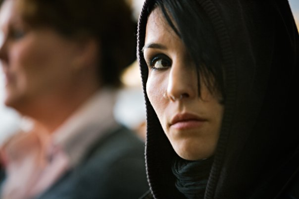 ORIGINAL 'THE GIRL WITH THE DRAGON TATTOO' DVD HITS SALES OF 1 MILLION