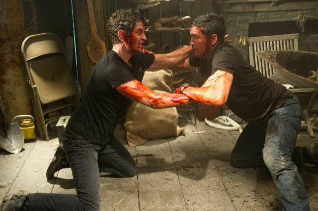 UK Trailer For Joel Silver's TRANSIT Starring Jim Caviezel