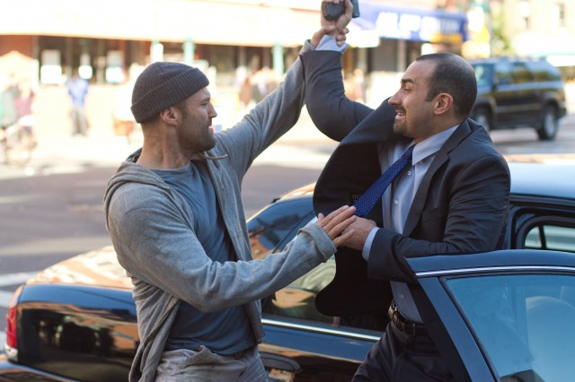 New Clip & TV Spot For SAFE Starring Jason Statham