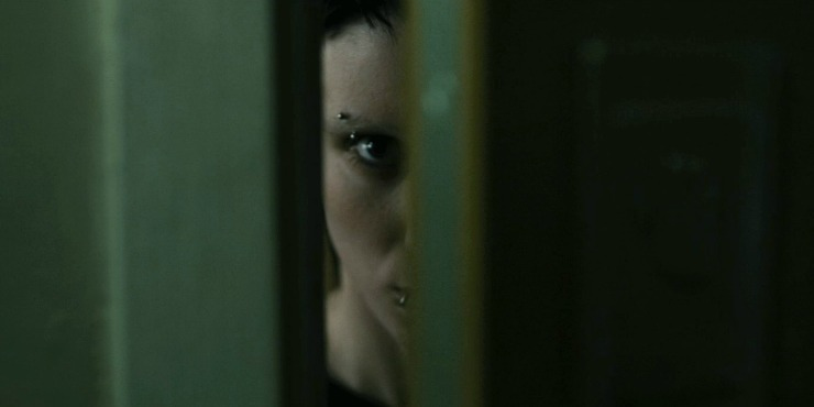 DVD Review:The Girl With The Dragon Tattoo