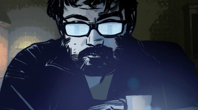 'Brandon Generator' Online Edgar Wright Scripted Comic Book Launch First Issue