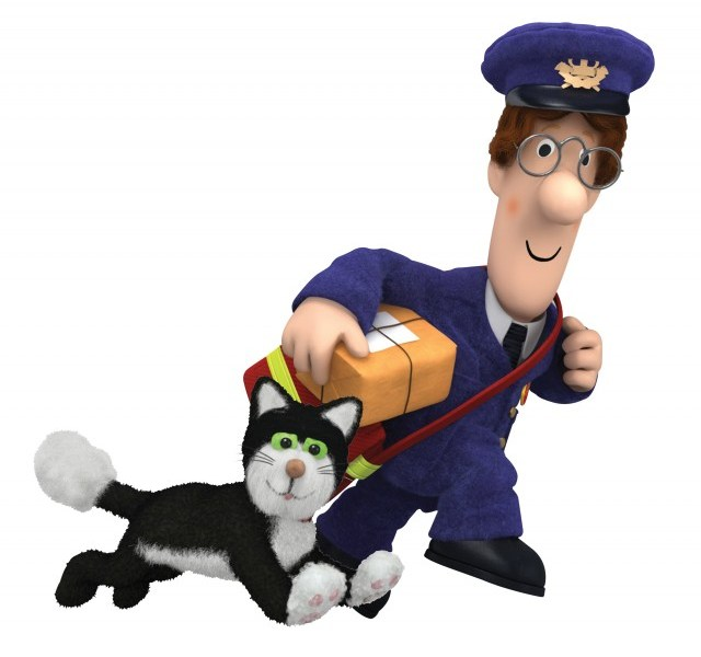 Lionsgate Announce  Release Date of 24th May 2013 For Postman Pat: The Movie
